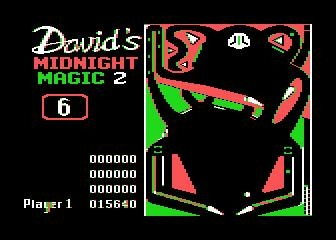DAVID'S MIDNIGHT MAGIC [ATR] image
